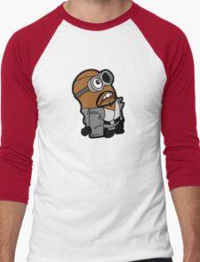 Minvengers - Min Fury Men's Baseball ¾ T-Shirt
