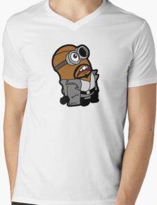 Minvengers - Min Fury Mens V-Neck T-Shirt