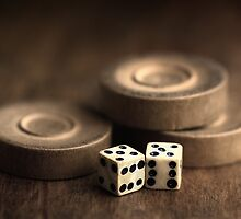 Pieces of the Game by Dragos Dumitrascu