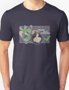 Trogdor's Thumbs-Up Of Approval Unisex T-Shirt