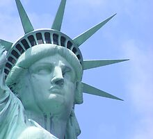Liberty Enlightening the World by Kahlia Huddleston