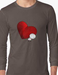 Heavy Love - T-Shirt Long Sleeve T-Shirt