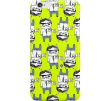 Nerdy Cat iPhone Case/Skin
