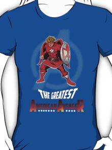 The Greatest American Avenger T-Shirt