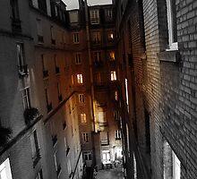 Dark Alley by djjs