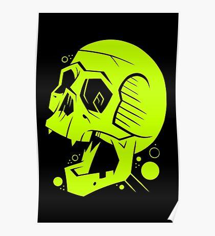 Toxic Scream Poster