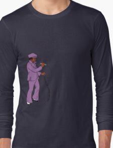Diggin' on James Brown Long Sleeve T-Shirt