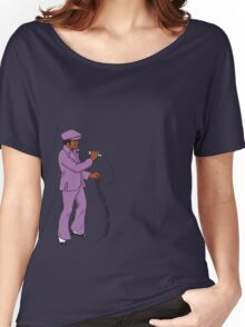 Diggin' on James Brown Women's Relaxed Fit T-Shirt