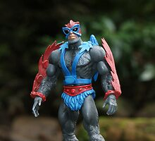 Masters of the Universe Classics - Stratos by GskullWarrior
