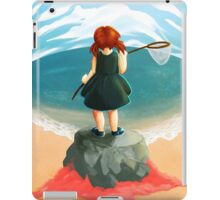 Greatest Crab Huntress in the Lands iPad Case/Skin