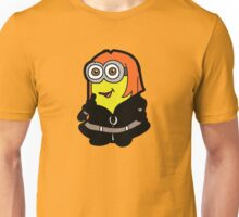 Minvengers - Yellow Widow Unisex T-Shirt