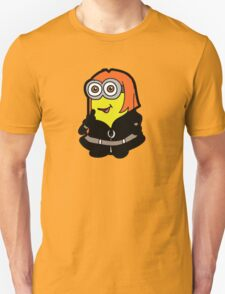 Minvengers - Yellow Widow T-Shirt