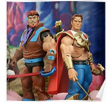 Masters of the Universe Classics - Sea Hawk & Bow Poster