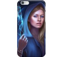 Clean Sweep cover: Dina iPhone Case/Skin