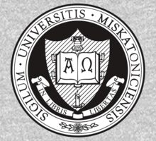 Miskatonic University Seal One Piece - Short Sleeve