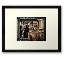 The Sea Gypsy #0201 Framed Print