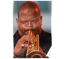 Terence Blanchard - DJF - 2010  - Heat Wave Poster
