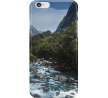 Hollyford River iPhone Case/Skin