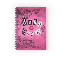 The Burn Book Spiral Notebook