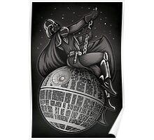 Wrecking Star - Print Poster