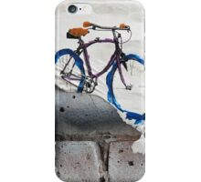 Paper Bicycle iPhone Case/Skin