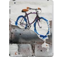Paper Bicycle iPad Case/Skin