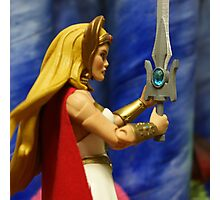 Masters of the Universe Classics - She-Ra Photographic Print