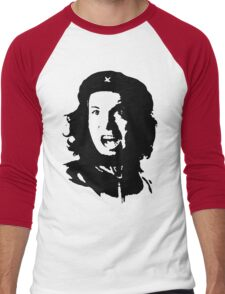 Che Shatner Men's Baseball ¾ T-Shirt