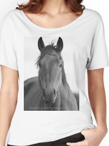 horse drawn! Women's Relaxed Fit T-Shirt
