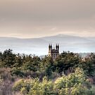 Steeples in the Clouds by Monica M. Scanlan