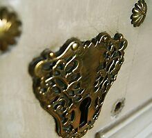 The Lock to the Grand Room at Dyrham by LSPPhotography