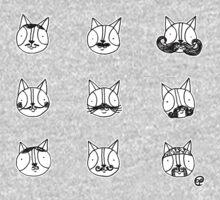 Catstache One Piece - Short Sleeve
