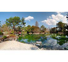Auburn Botanical Gardens Photographic Print