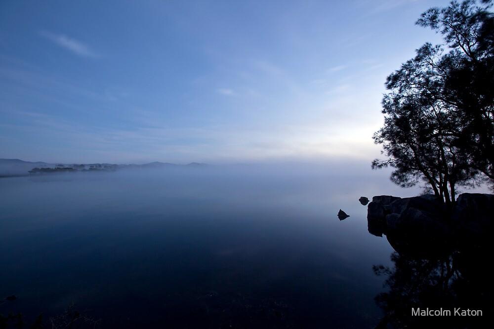 What Lies Within - Moruya NSW by Malcolm Katon