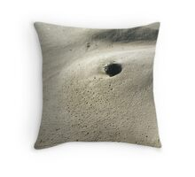Sandy Shores - Lime Bay Reserve Throw Pillow