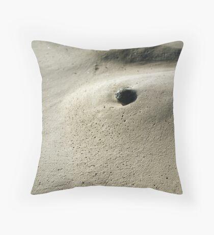 Sandy Shores - Lime Bay Reserve Throw Pillow