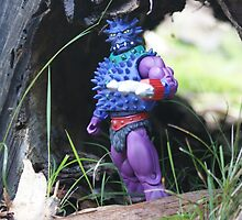 Masters of the Universe Classics - Spikor by GskullWarrior