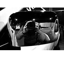 Mirror Reflections  Photographic Print