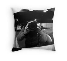 Mirror Reflections  Throw Pillow