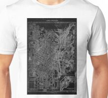 Los Angeles 1908 (Lithograph) Unisex T-Shirt