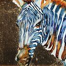 The Zebra by Christiane  Kingsley