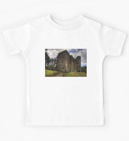 Strathaven Castle Kids Tee