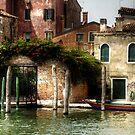 Venice, S.Pietro di Castello by Luisa Fumi