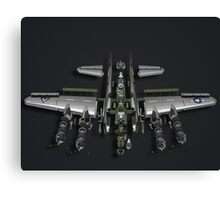 Warranty Void - Model Plane Canvas Print