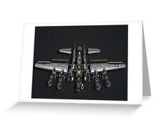 Warranty Void - Model Plane Greeting Card