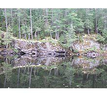 Squirrel Rapids - Algonquin Provincial Park Photographic Print