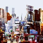 Manhattan #2 by borstal