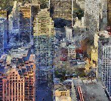 new york  by DARREL NEAVES