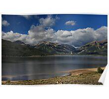 Twin Lakes, Colorado Poster