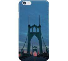 St Johns Bridge iPhone Case/Skin